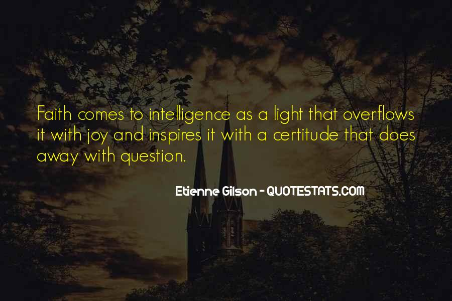Etienne Gilson Quotes #546606