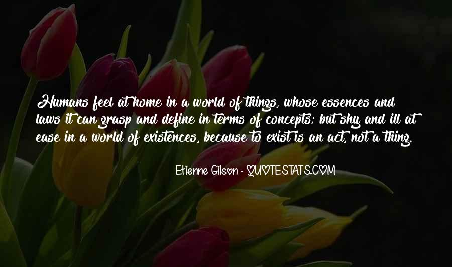Etienne Gilson Quotes #582913