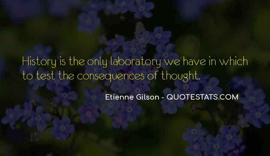 Etienne Gilson Quotes #706900