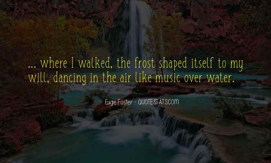 Eugie Foster Quotes #1205281