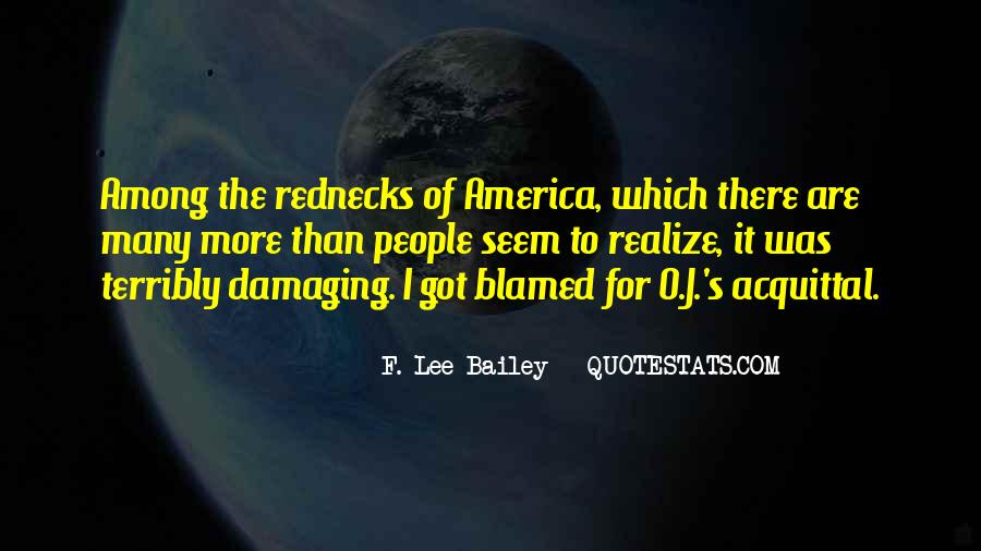 F Lee Bailey Quotes #1859248
