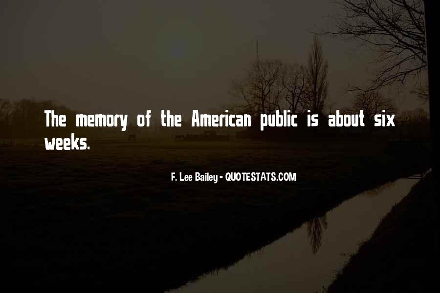 F Lee Bailey Quotes #680553