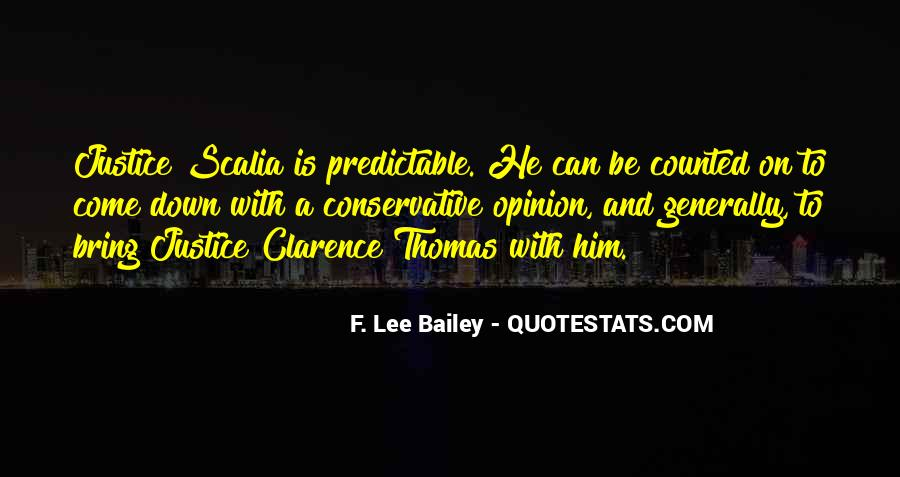 F Lee Bailey Quotes #938850