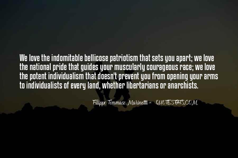 F T Marinetti Quotes #1257198