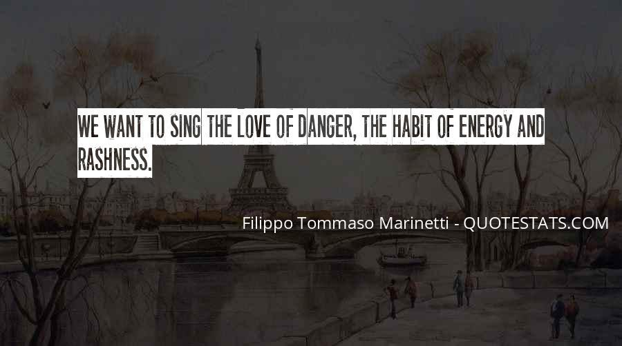 F T Marinetti Quotes #1553684