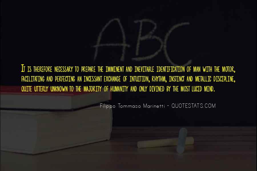 F T Marinetti Quotes #1659187