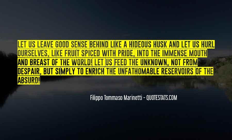 F T Marinetti Quotes #181465