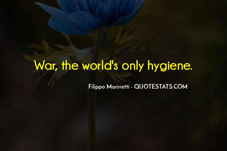 F T Marinetti Quotes #346337