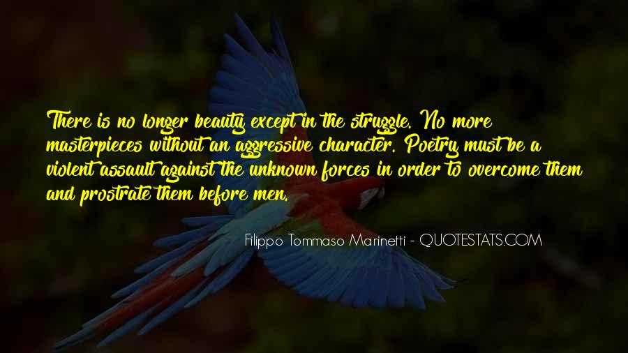 F T Marinetti Quotes #61221