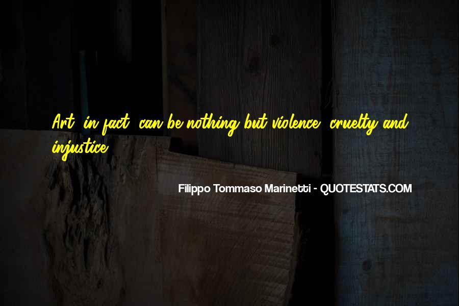 F T Marinetti Quotes #781389