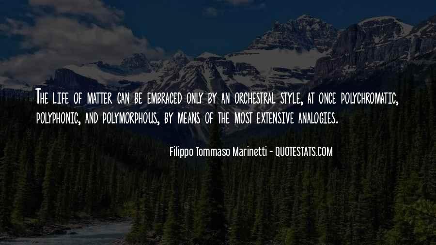 F T Marinetti Quotes #963098