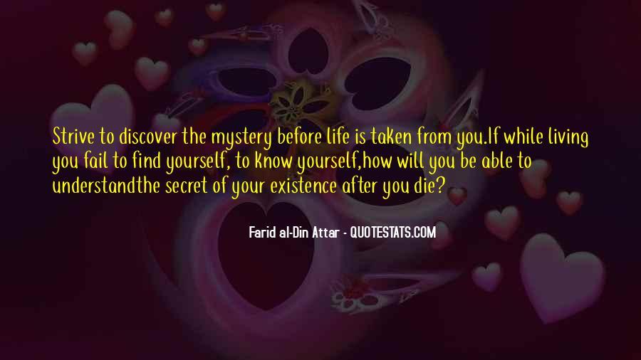 Farid Al-din Attar Quotes #1692910