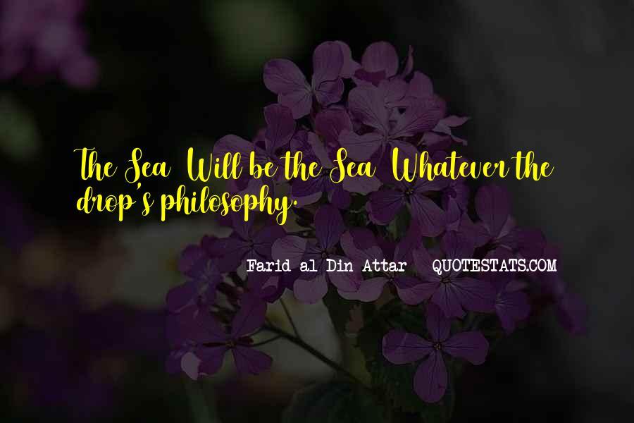 Farid Al-din Attar Quotes #209580