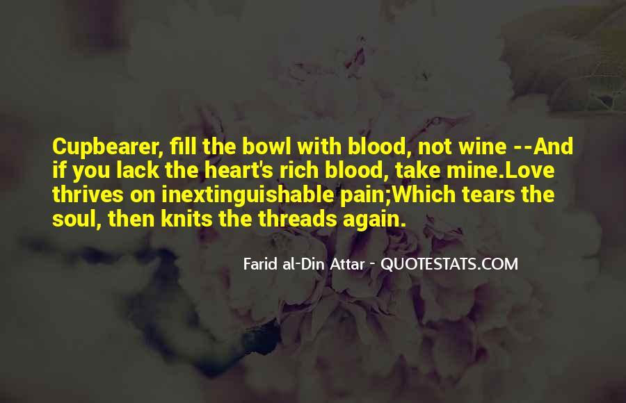 Farid Al-din Attar Quotes #366806