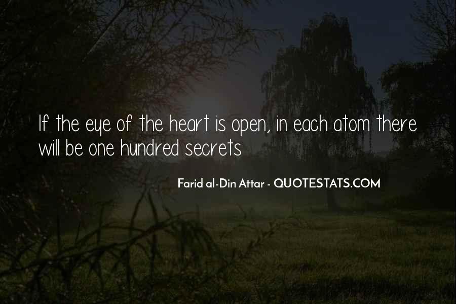 Farid Al-din Attar Quotes #491483