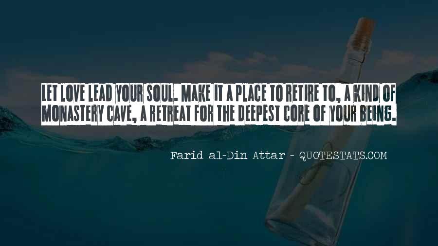 Farid Al-din Attar Quotes #884271