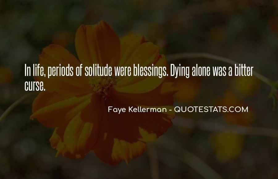 Faye Kellerman Quotes #1161732