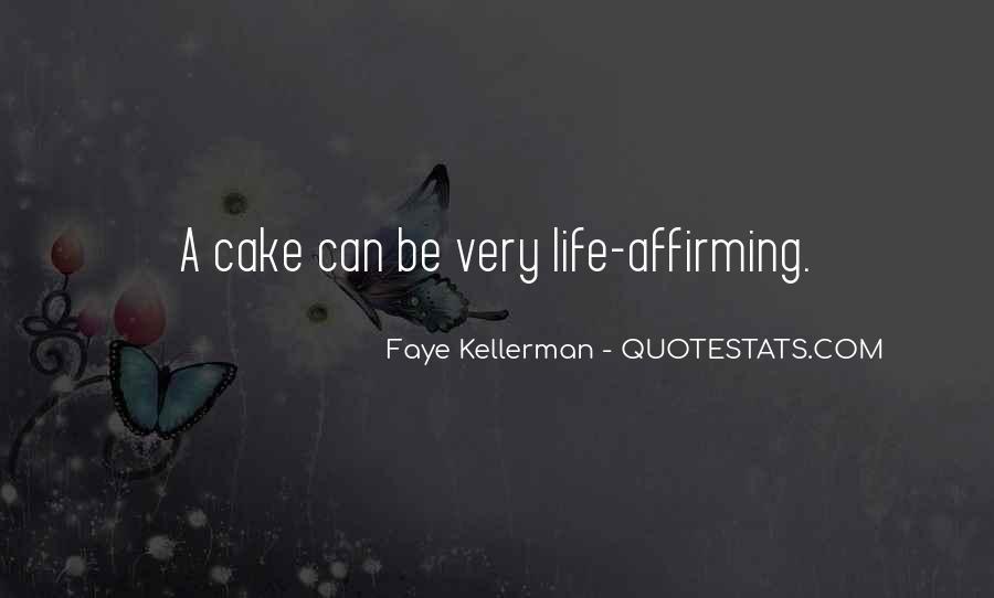 Faye Kellerman Quotes #130764
