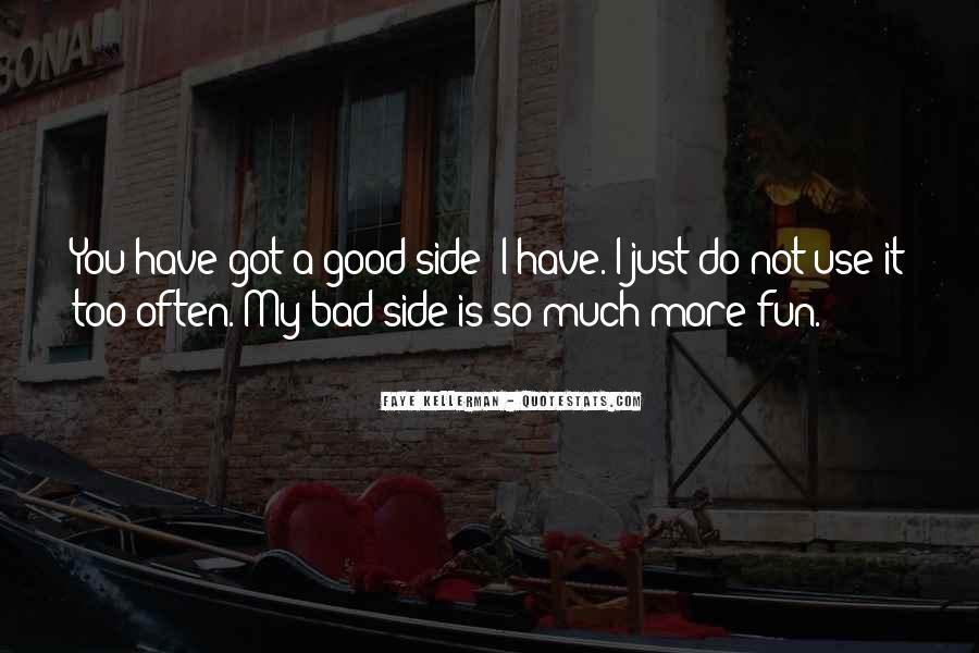 Faye Kellerman Quotes #7882