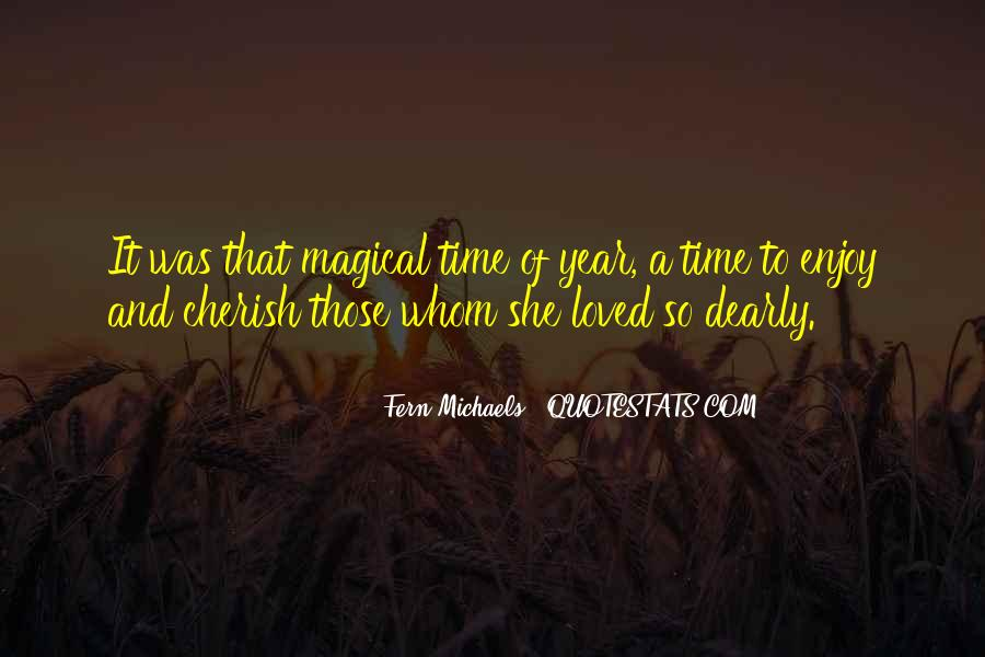 Fern Michaels Quotes #1555040