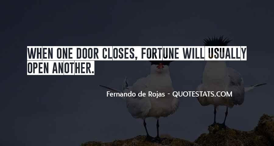 Fernando De Rojas Quotes #1303973