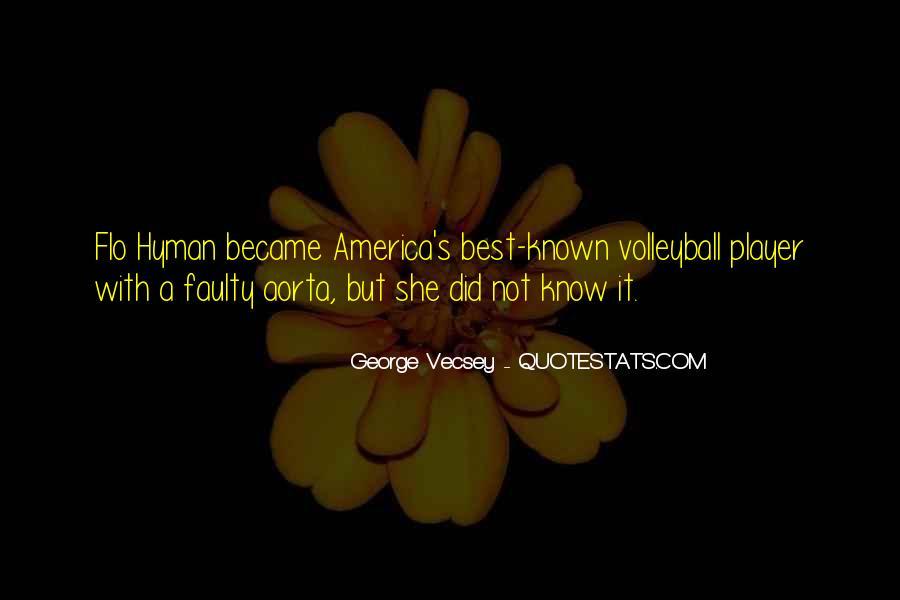 Flo Hyman Quotes #595169