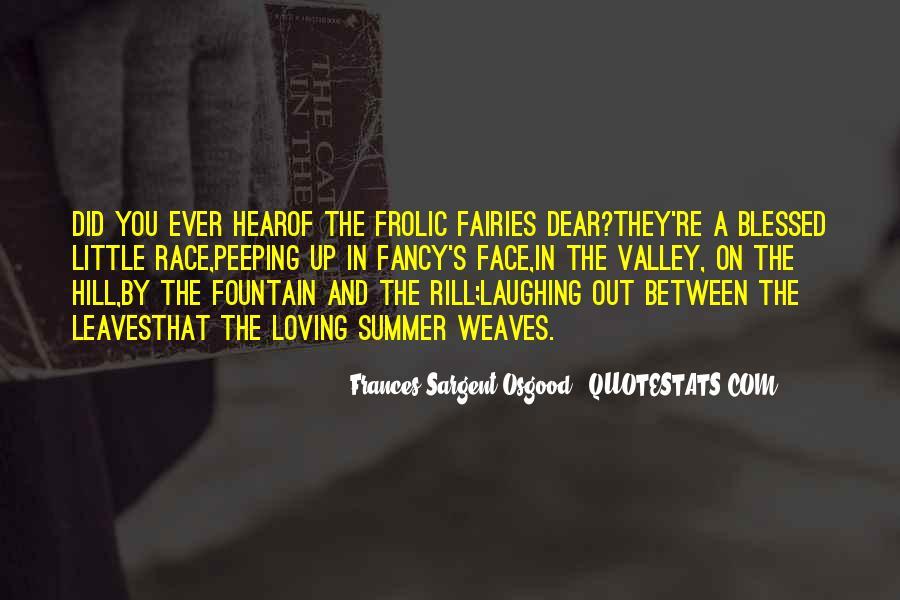 Frances Sargent Osgood Quotes #1456896