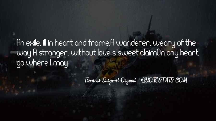 Frances Sargent Osgood Quotes #254529
