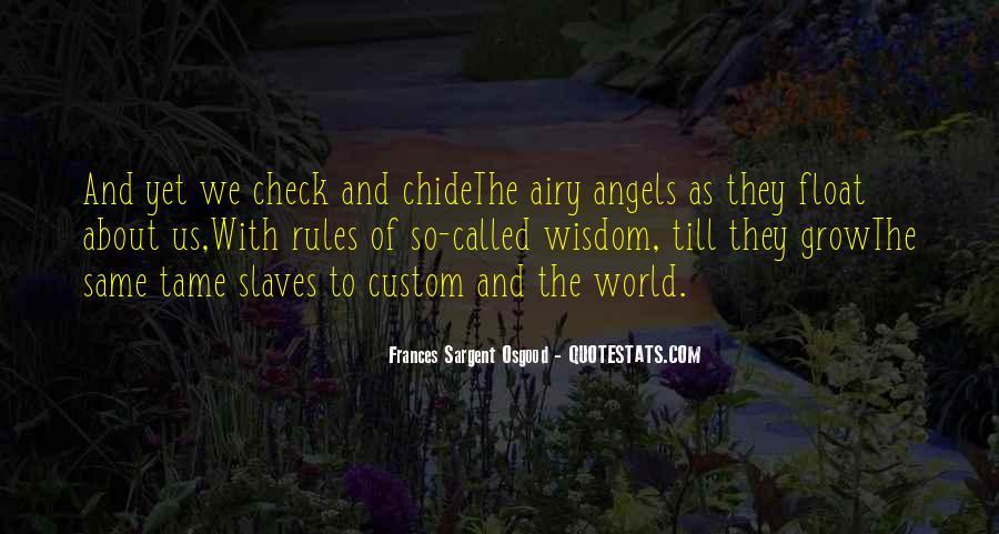 Frances Sargent Osgood Quotes #257432