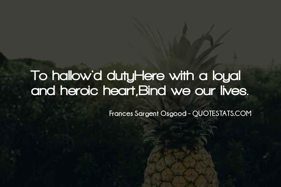 Frances Sargent Osgood Quotes #31051