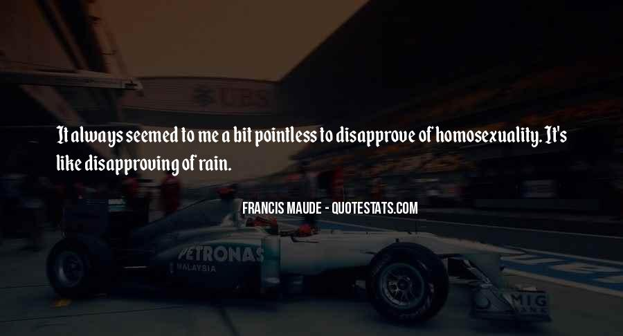 Francis Maude Quotes #596872
