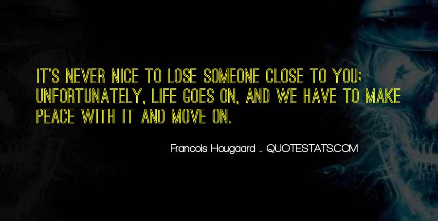 Francois Hougaard Quotes #903418