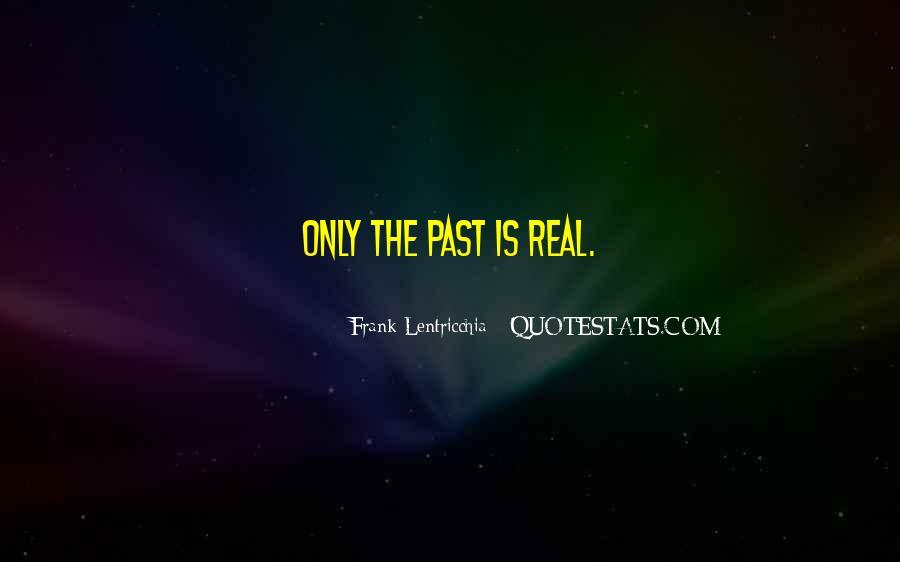 Frank Lentricchia Quotes #1824969