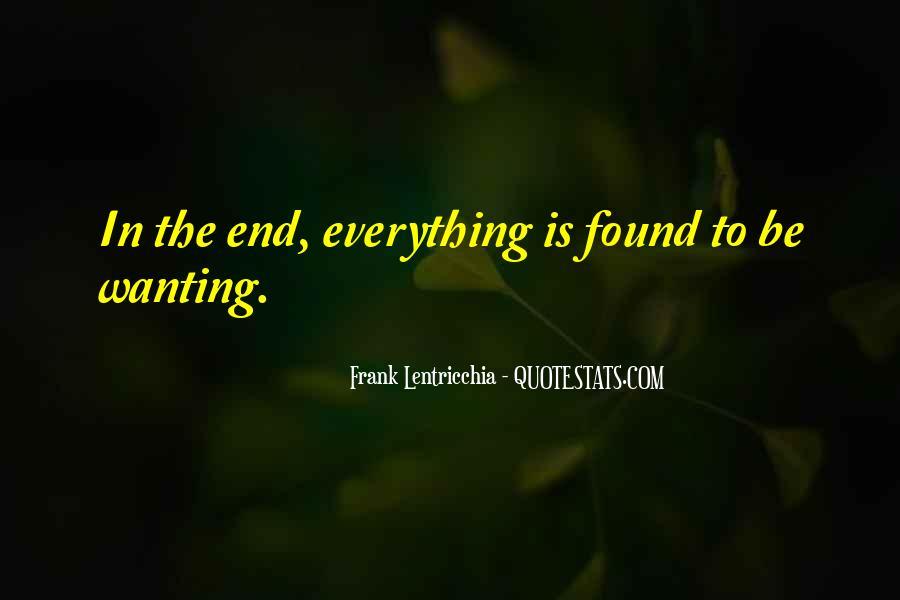 Frank Lentricchia Quotes #8027