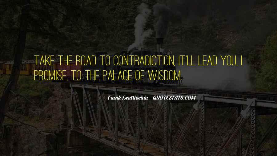 Frank Lentricchia Quotes #901787