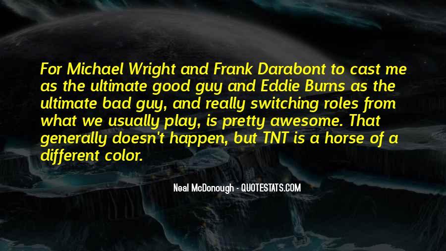 Frank Mcdonough Quotes #1238