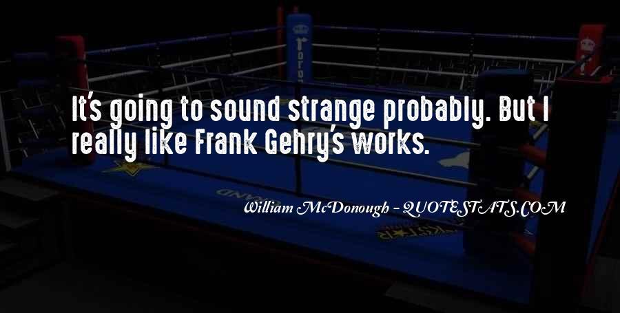 Frank Mcdonough Quotes #723933