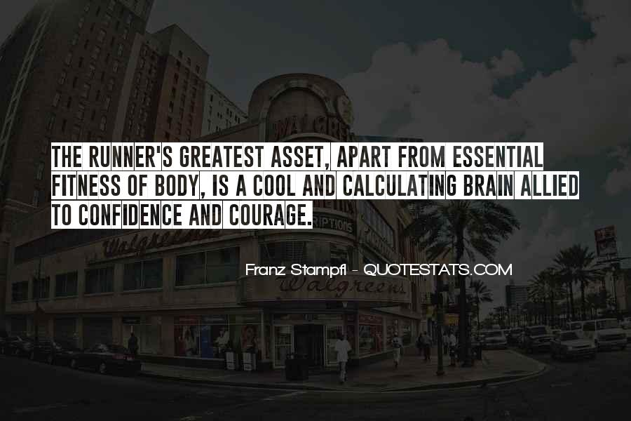 Franz Stampfl Quotes #587935
