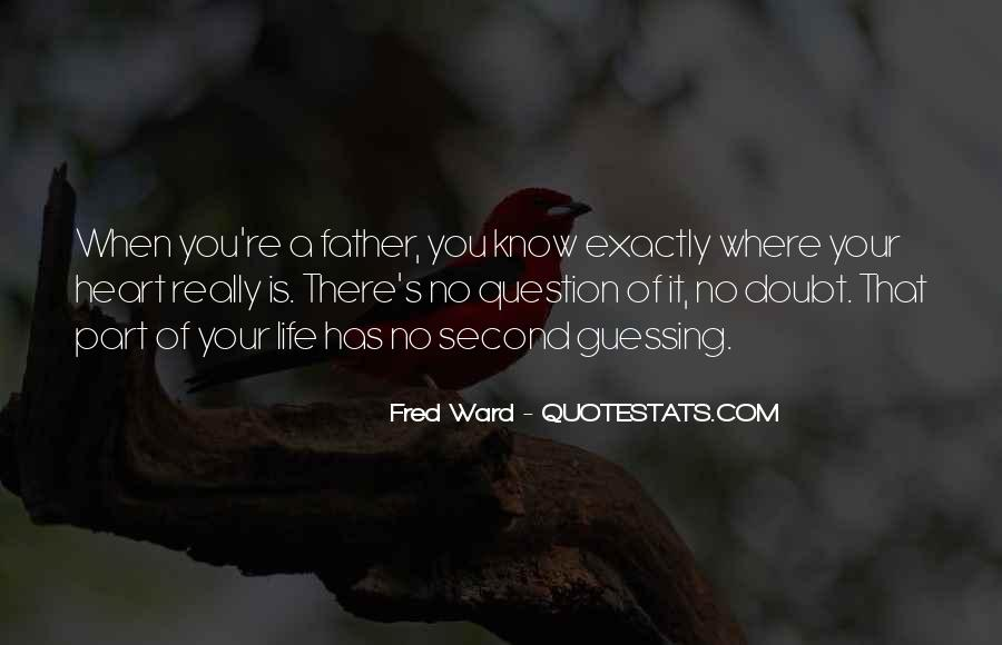 Fred Ward Quotes #1362595