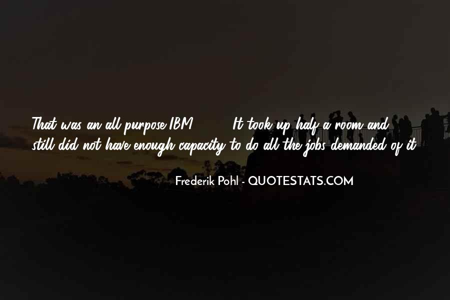 Frederik Pohl Quotes #1050780