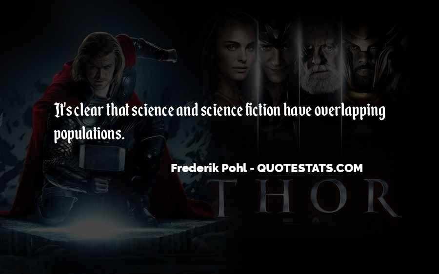 Frederik Pohl Quotes #124590