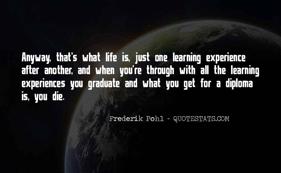 Frederik Pohl Quotes #1400680