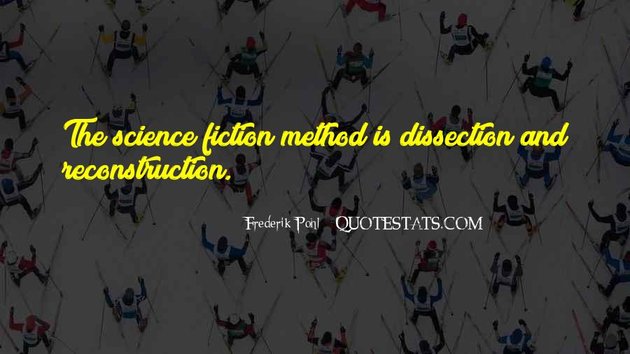 Frederik Pohl Quotes #77841