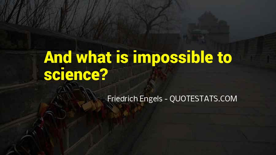 Friedrich Engels Quotes #1042128