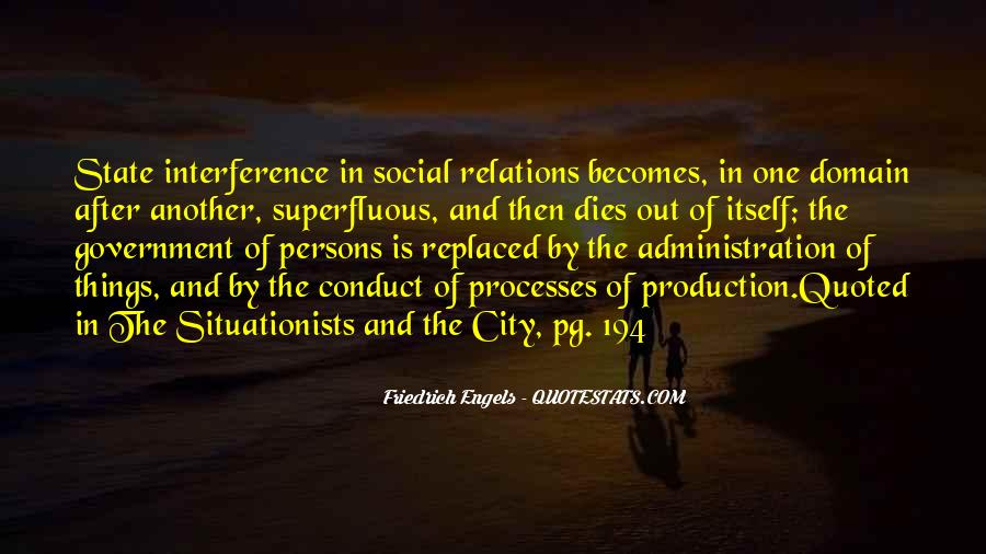 Friedrich Engels Quotes #1086514