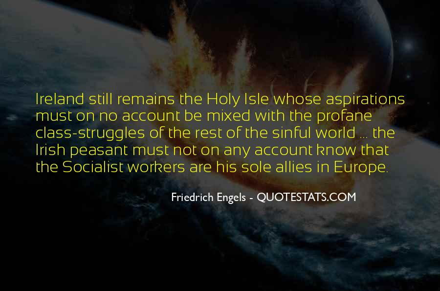 Friedrich Engels Quotes #111670