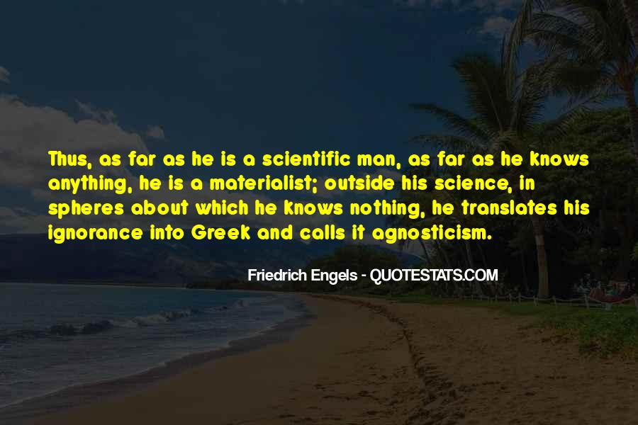 Friedrich Engels Quotes #1141308