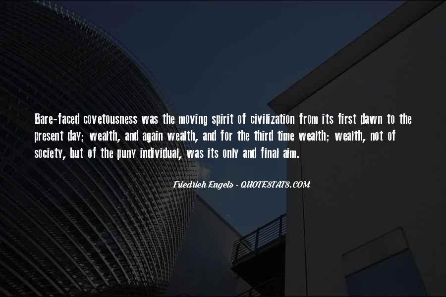 Friedrich Engels Quotes #1176407