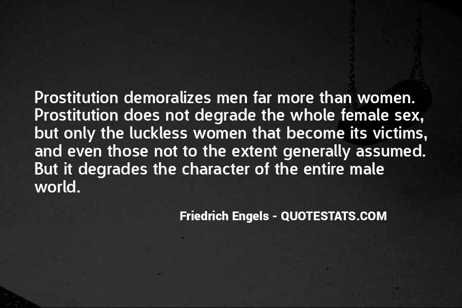 Friedrich Engels Quotes #1701979