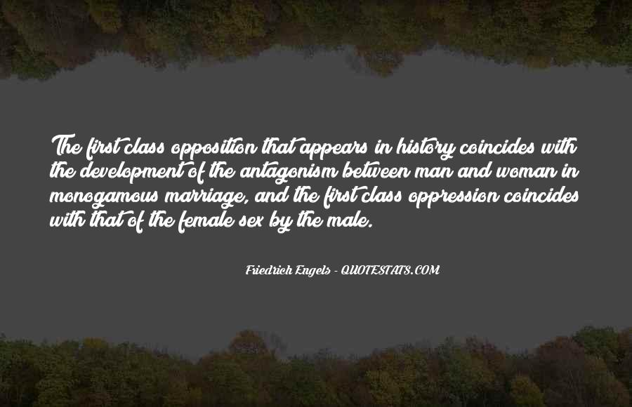 Friedrich Engels Quotes #221901